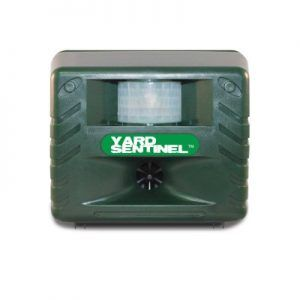 Aspectek Electronic Pest Animal Repeller Key Features Ac Adapter Advanced And Wide Coverage Range