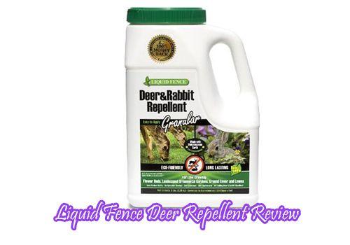 Liquid Fence Deer Repellent Reviews